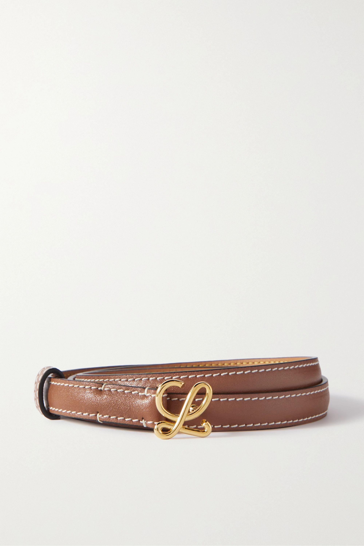 Loewe Leather belt