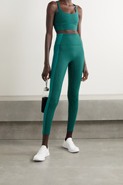 All Access Headliner two-tone stretch leggings