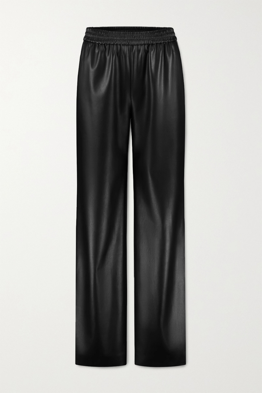 GAUGE81 Durban faux leather straight-leg pants