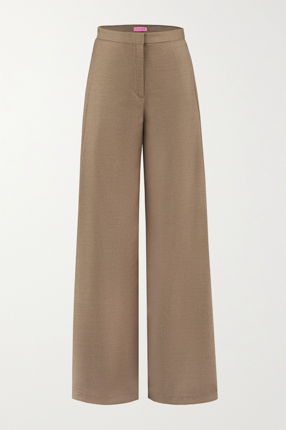GAUGE81 Colima wool and cashmere-blend wide-leg pants