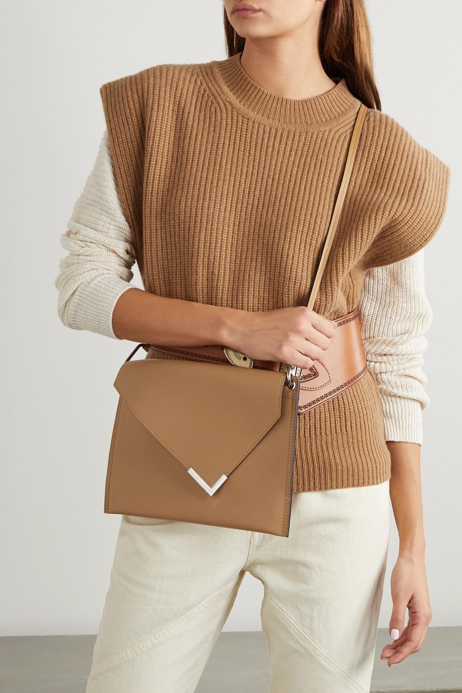Isabel Marant Tryne leather shoulder bag