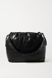 Isabel Marant Baggara large leather shoulder bag