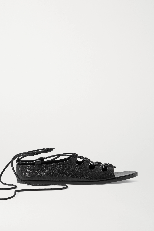 The Row Gilli Sandalen aus Leder