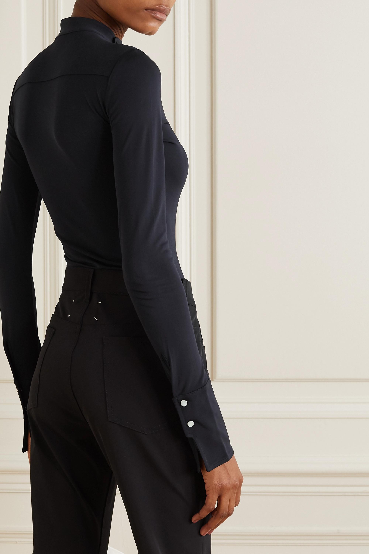 Coperni 平纹布连体紧身衣
