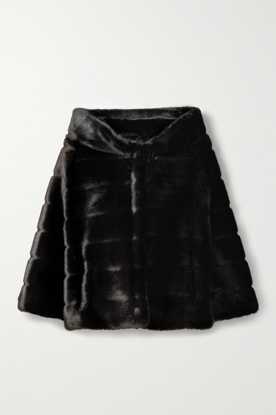Faz Not Fur Swinger Jacke aus Faux Fur