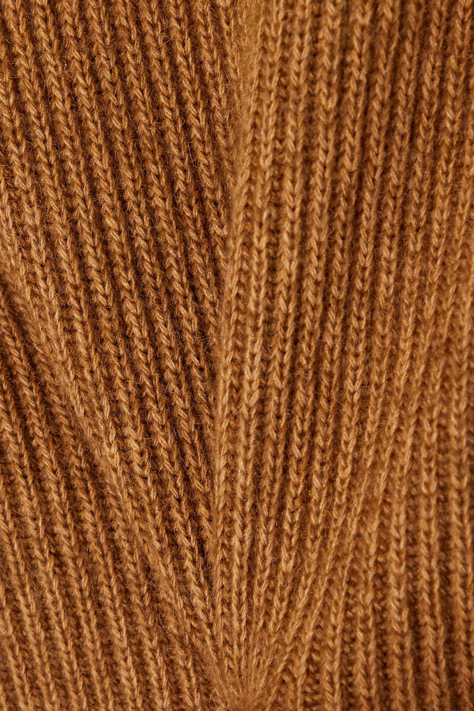 Joseph Ribbed-knit turtleneck sweater