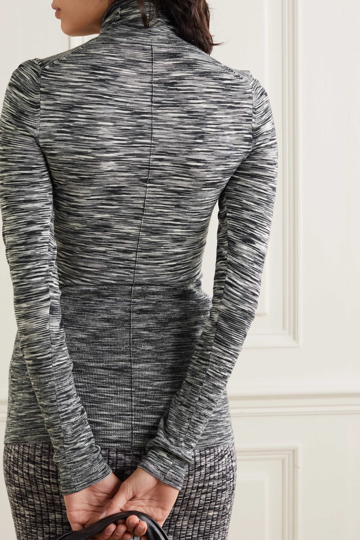Joseph Space-dyed wool turtleneck sweater