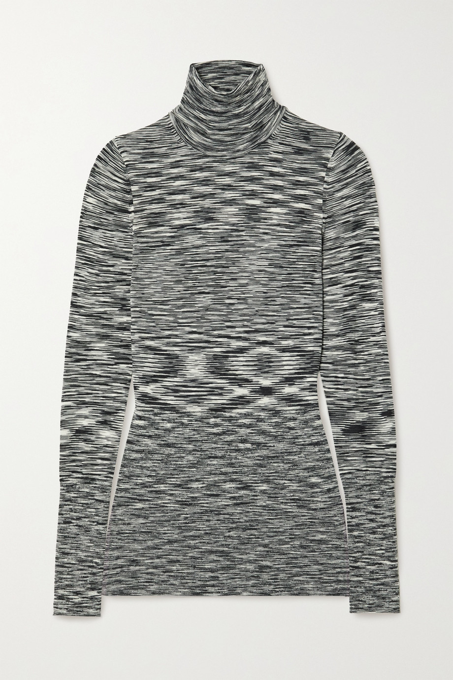 Joseph Space-dyed wool turtleneck sweater