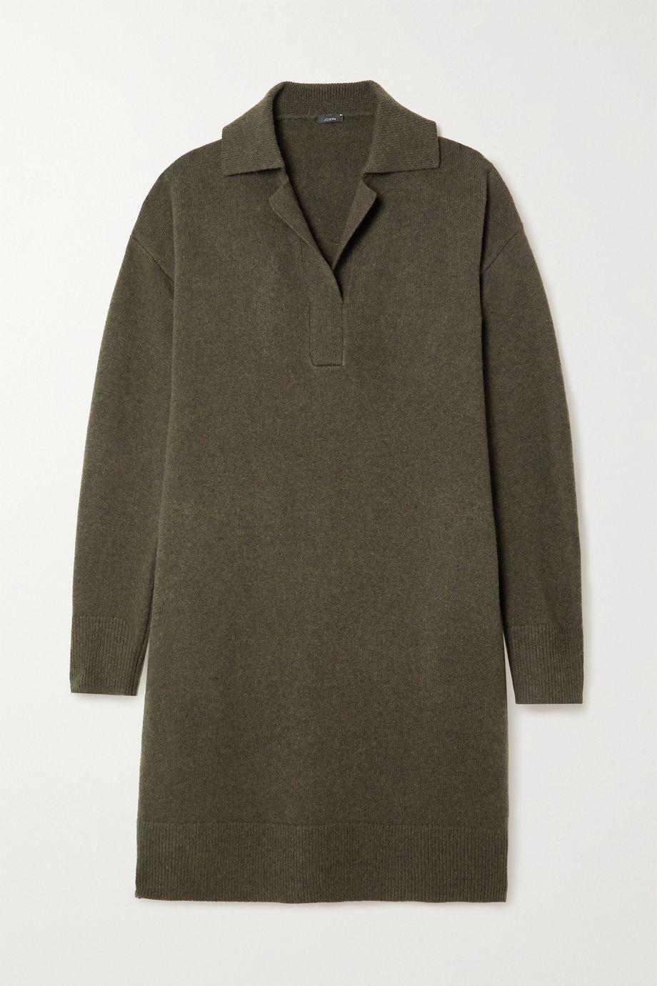 Joseph Oversized-Kleid aus Wolle