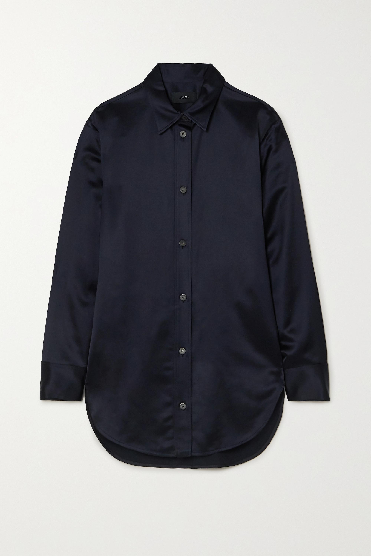 Joseph Bernel oversized satin shirt