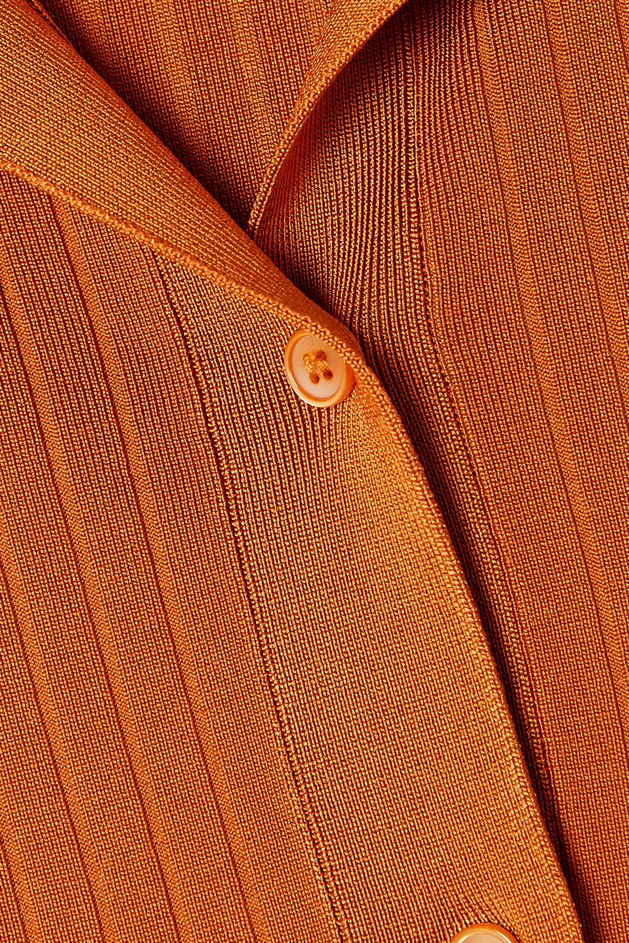 Joseph Beth ribbed-knit shirt
