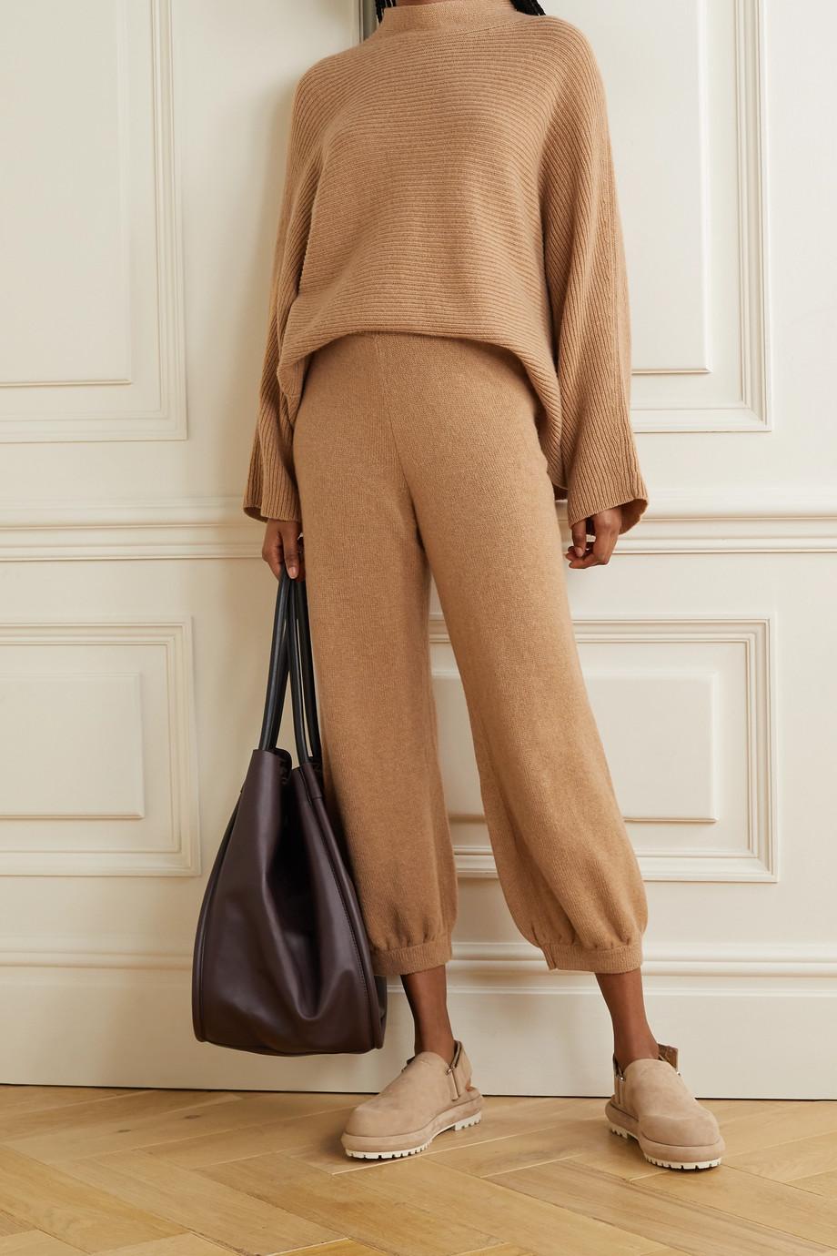 Suzie Kondi Pantalon de survêtement en cachemire
