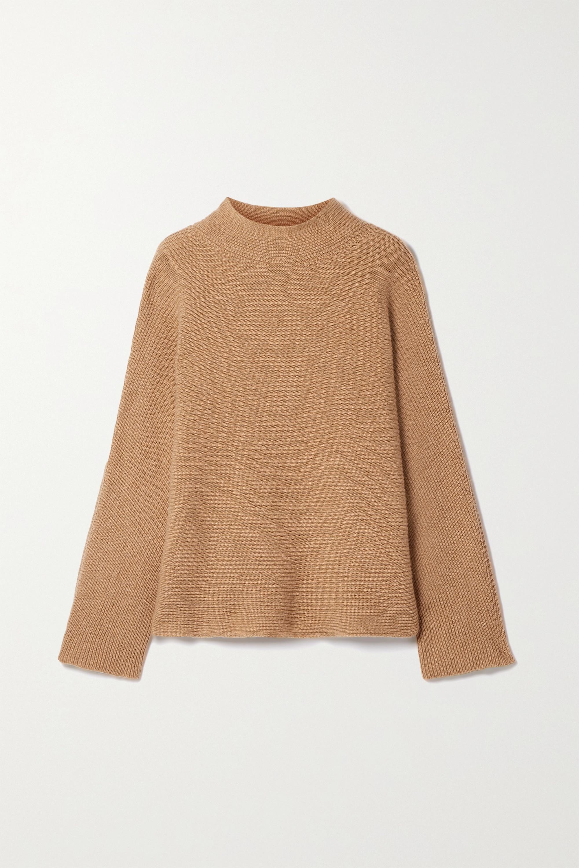 Suzie Kondi Ribbed cashmere sweater