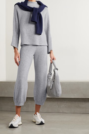 Suzie Kondi Ribbed cashmere sweater