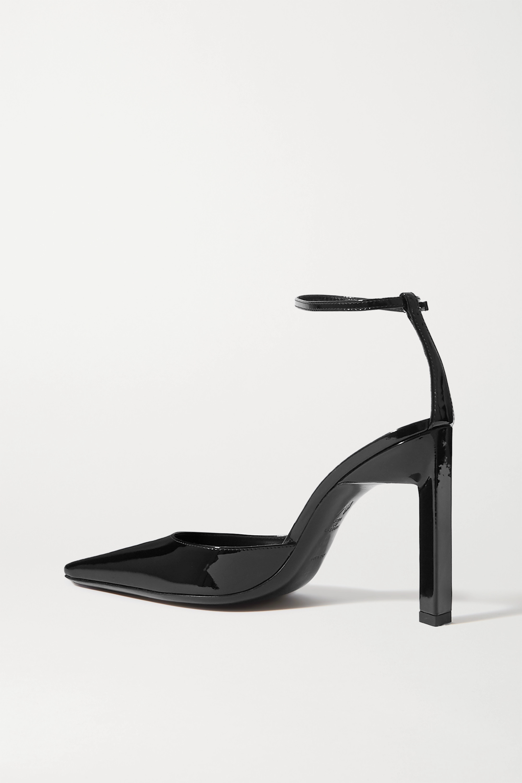 The Attico Patent-leather pumps