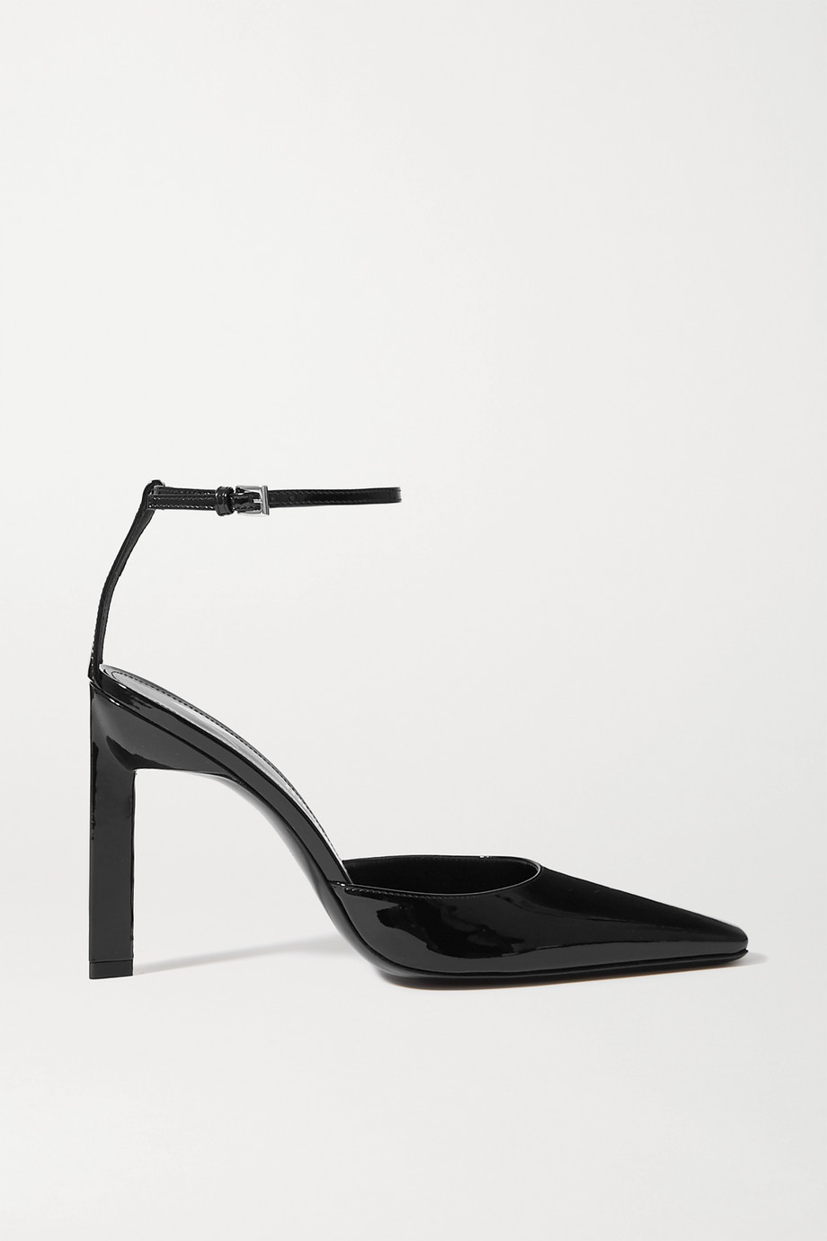 The Attico Patent-leather pumps