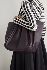 Proenza Schouler XL ruched leather tote