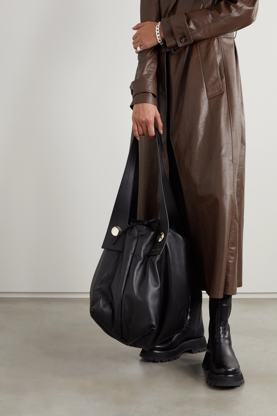 Proenza Schouler Tobo leather tote
