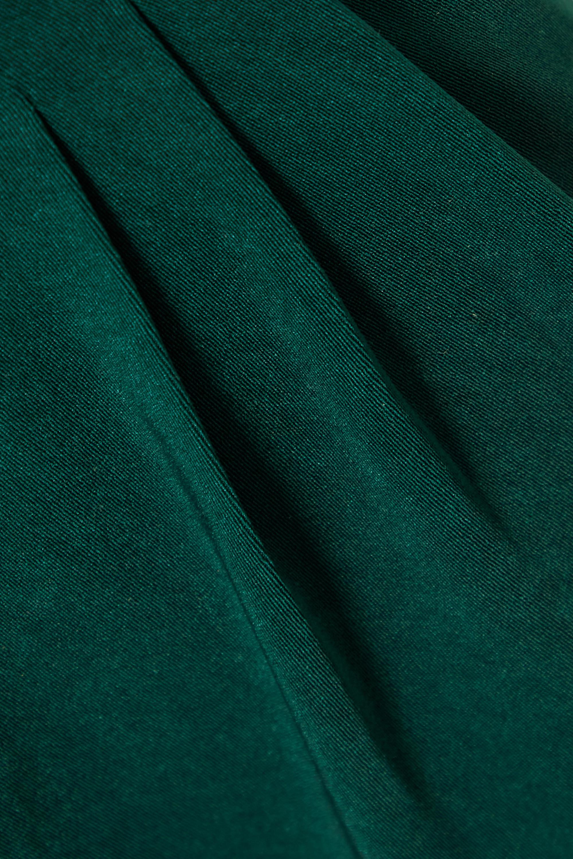 Àcheval Pampa Pantalon slim tissé à plis Gato