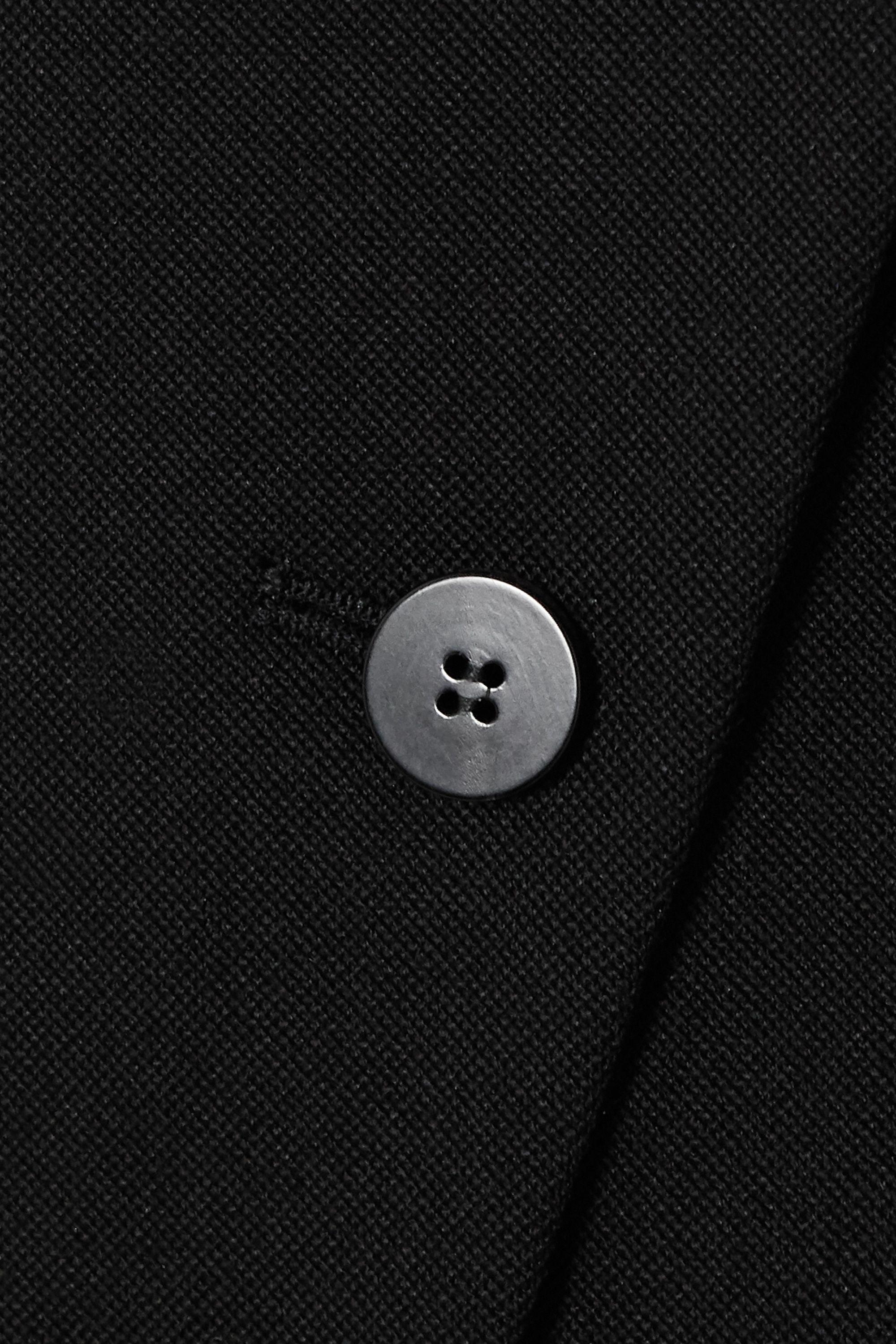 Chloé Belted grain de poudre wool camisole