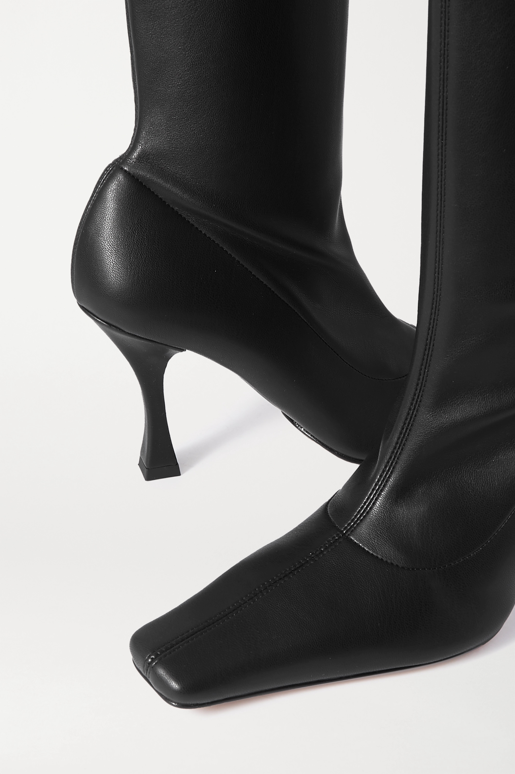 Proenza Schouler Stretch-leather over-the-knee boots