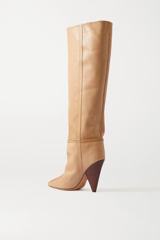 Isabel Marant Lazu kniehohe Stiefel aus Leder