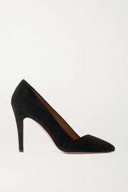 Isabel Marant Padee suede pumps