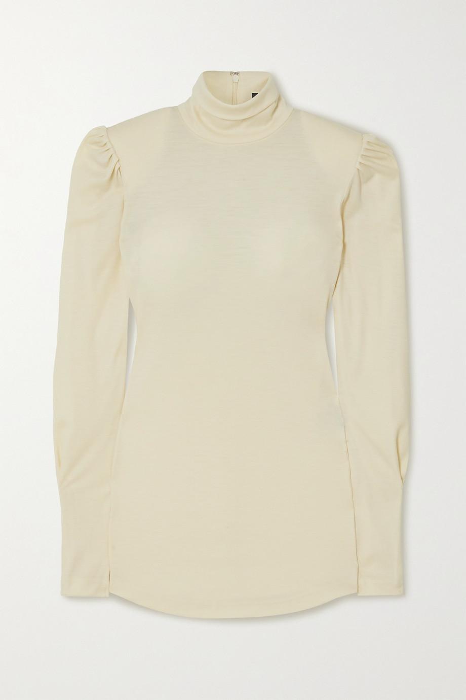 Isabel Marant Gavina wool turtleneck top