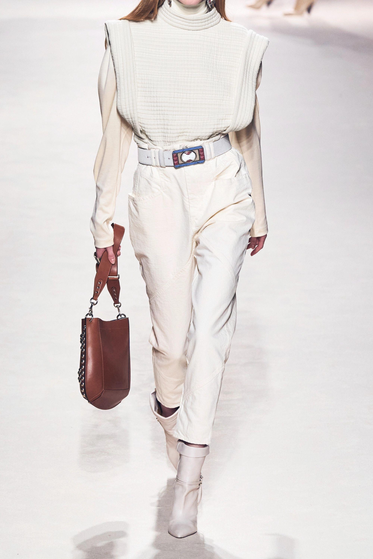 Isabel Marant Carola quilted cotton-gauze vest