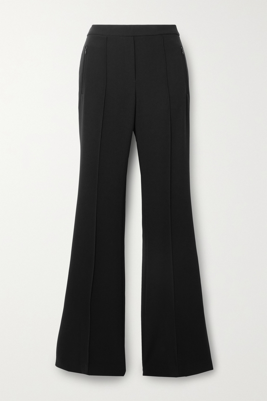 Theory Demitria crepe flared pants