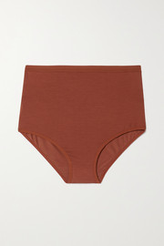 Baserange + NET SUSTAIN Bell stretch-bamboo briefs