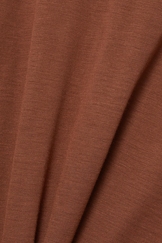 Baserange 【NET SUSTAIN】竹纤维上衣