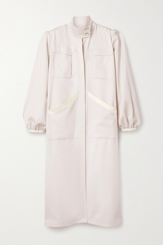 Johanna Ortiz Extra Ornamental Kleid aus Wolle