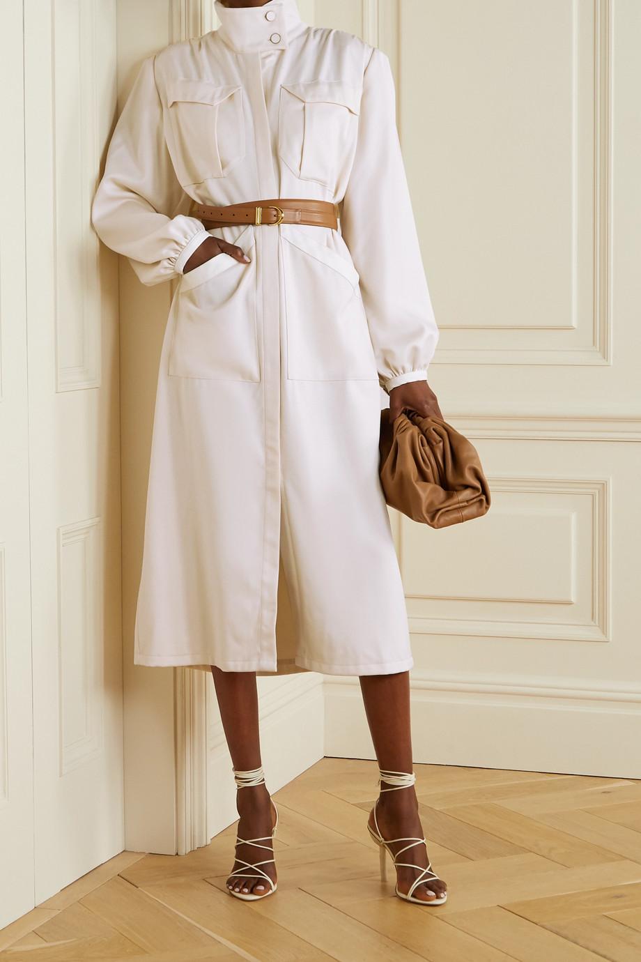 Johanna Ortiz Extra Ornamental wool dress