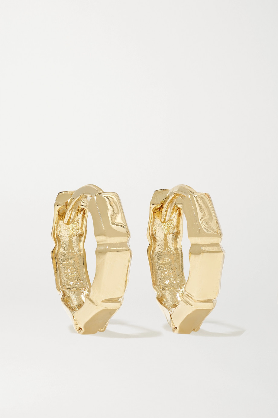Mateo 14-karat gold earrings