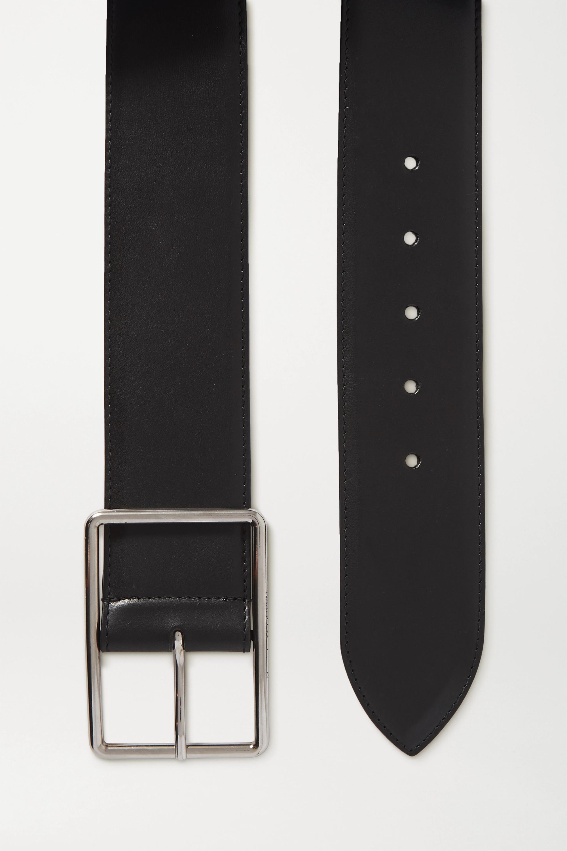 Alexander McQueen Taillengürtel aus Leder
