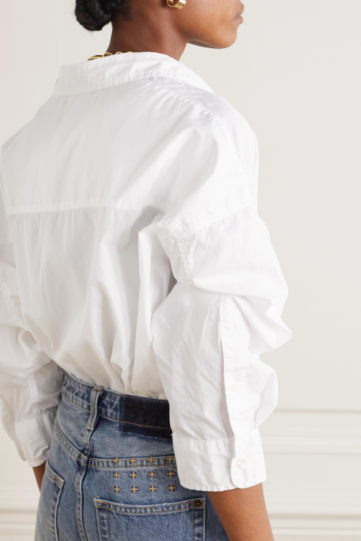 Denimist Hemd aus Baumwollpopeline