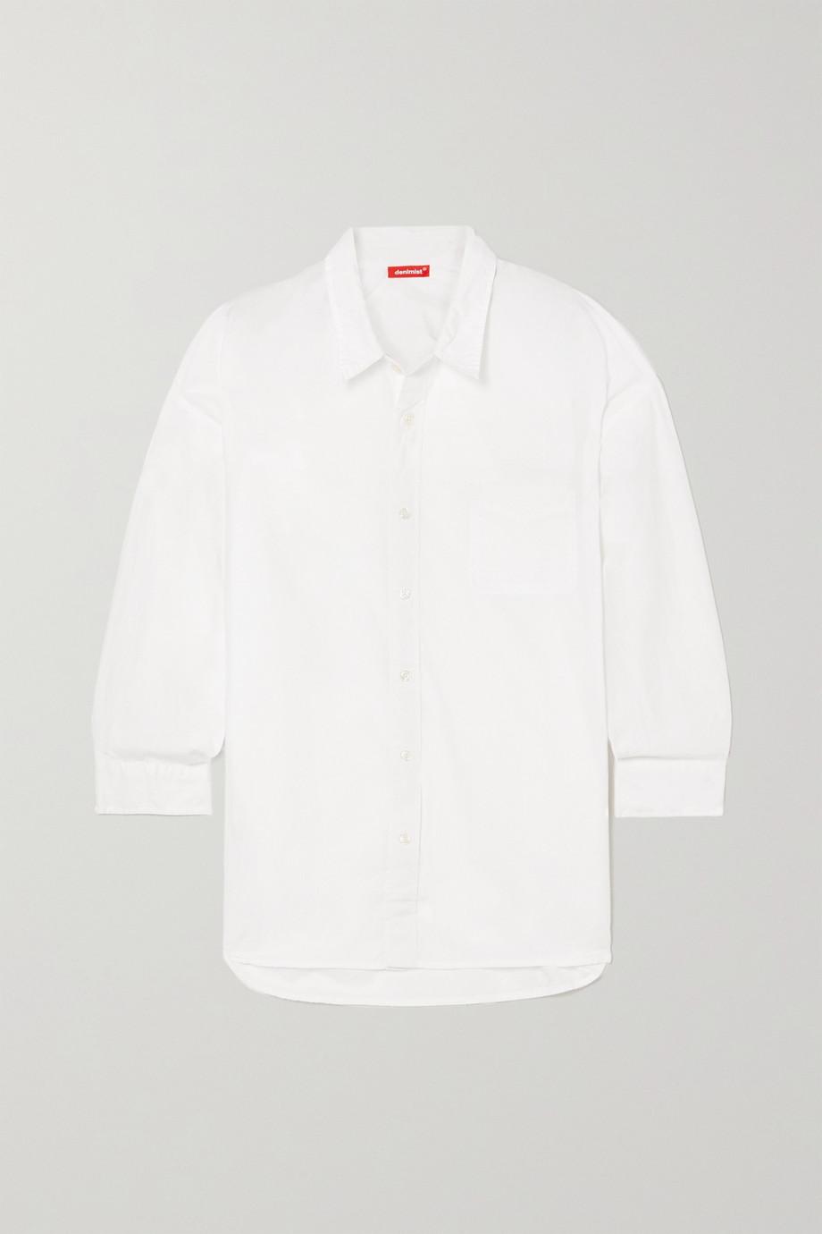Denimist 纯棉府绸衬衫