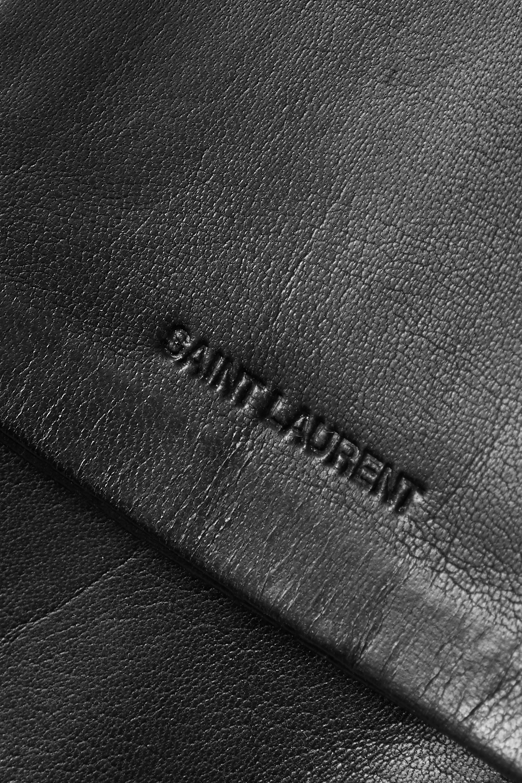 SAINT LAURENT Lederhandschuhe