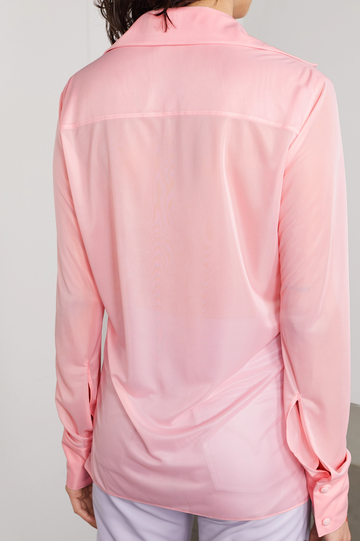 Pink Jersey Shirt | Kwaidan Editions