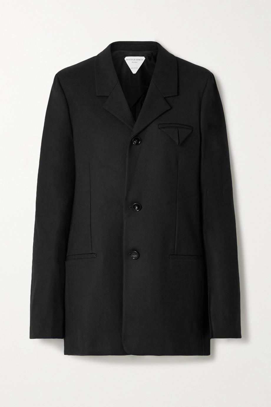Bottega Veneta 斜纹布西装外套