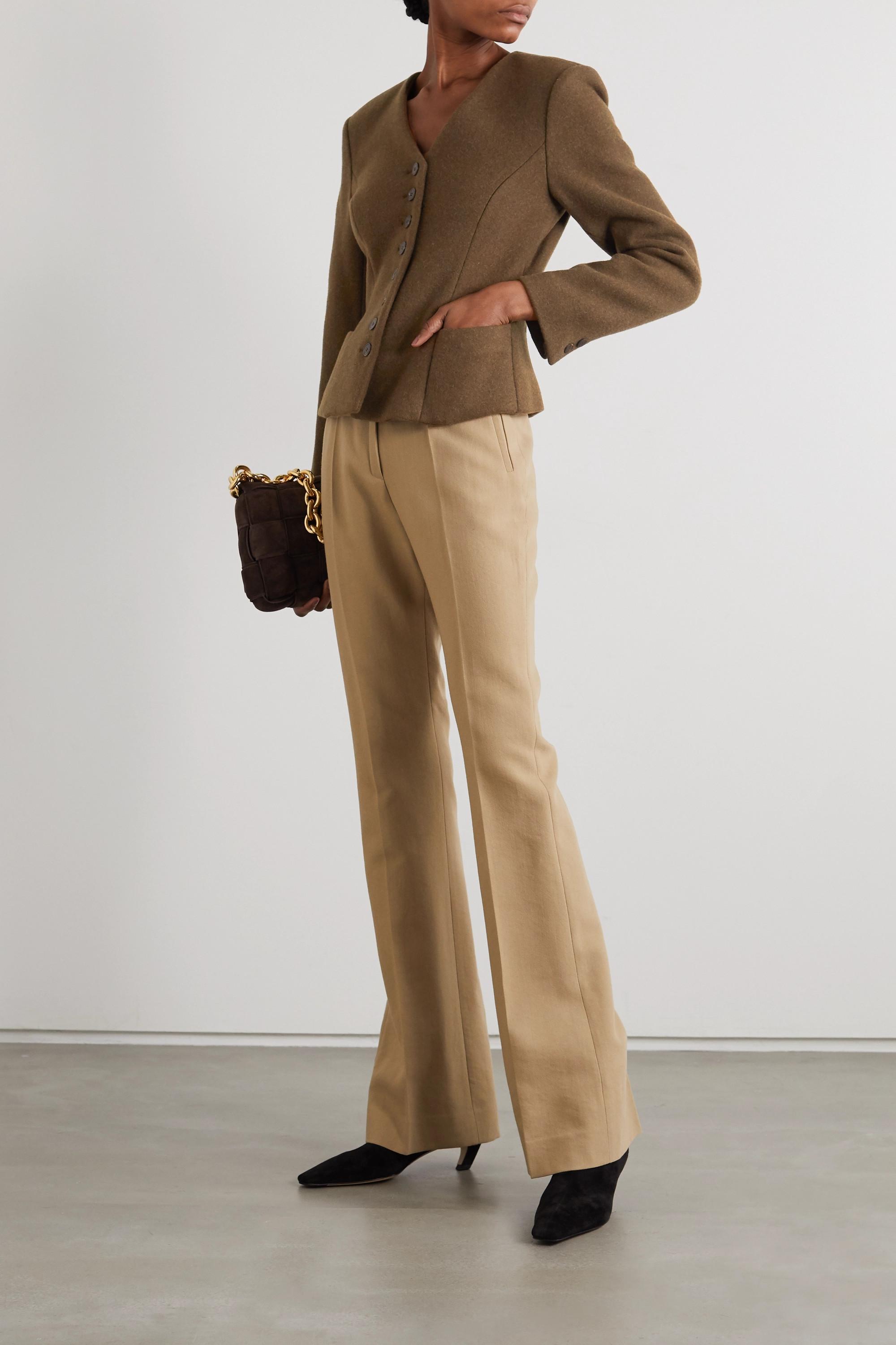 LE 17 SEPTEMBRE Wool-blend jacket