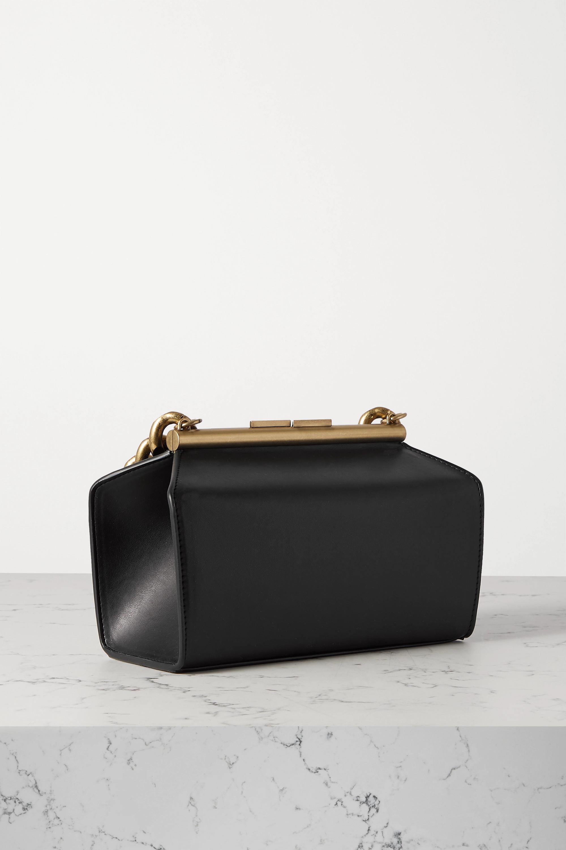 Stella McCartney Chain medium vegetarian leather shoulder bag