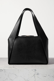 Stella McCartney Perforated vegetarian leather tote