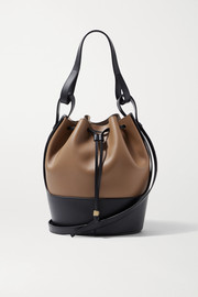 Loewe Balloon medium two-tone leather bucket bag