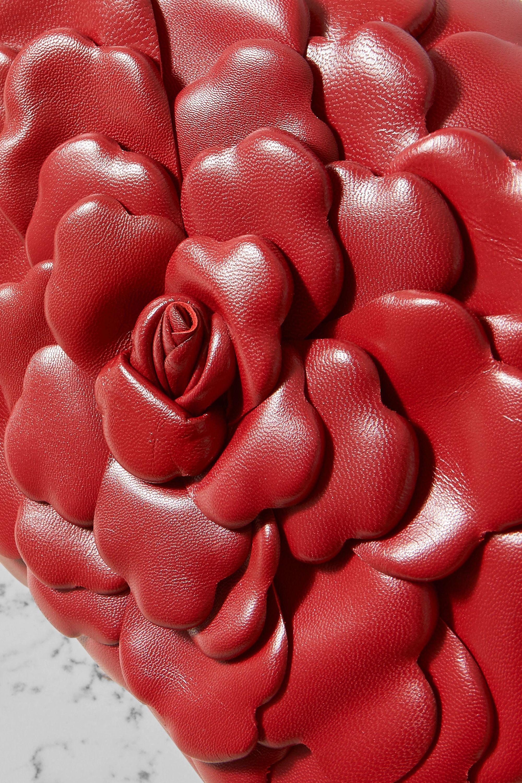 "Valentino Valentino Garavani ""03 Rose Edition Atelier"" 皮革小号单肩包"