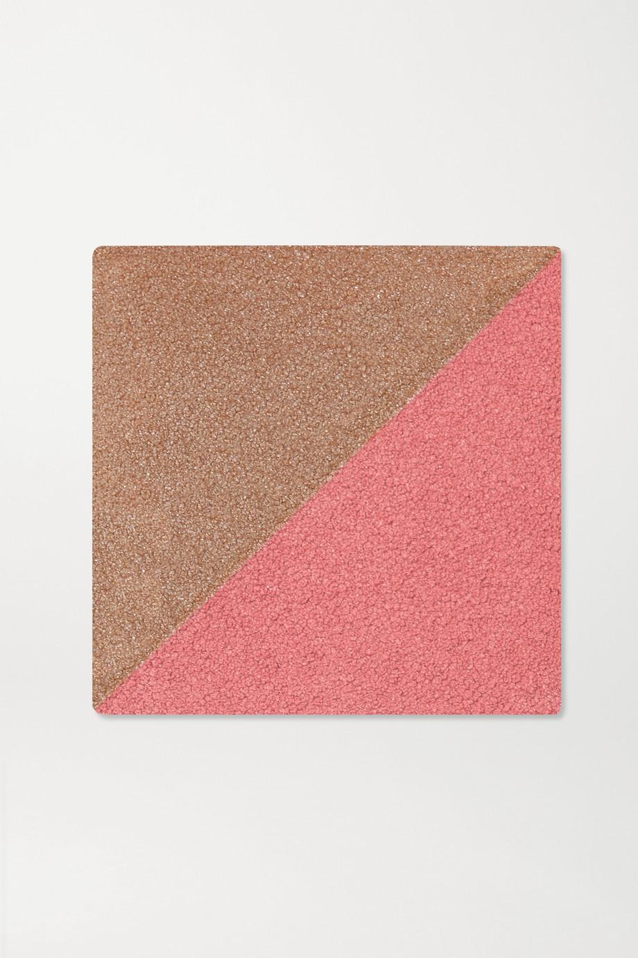 Kjaer Weis Flush and Glow Duo – Sunlit Glow – Set aus Rouge und Highlighter