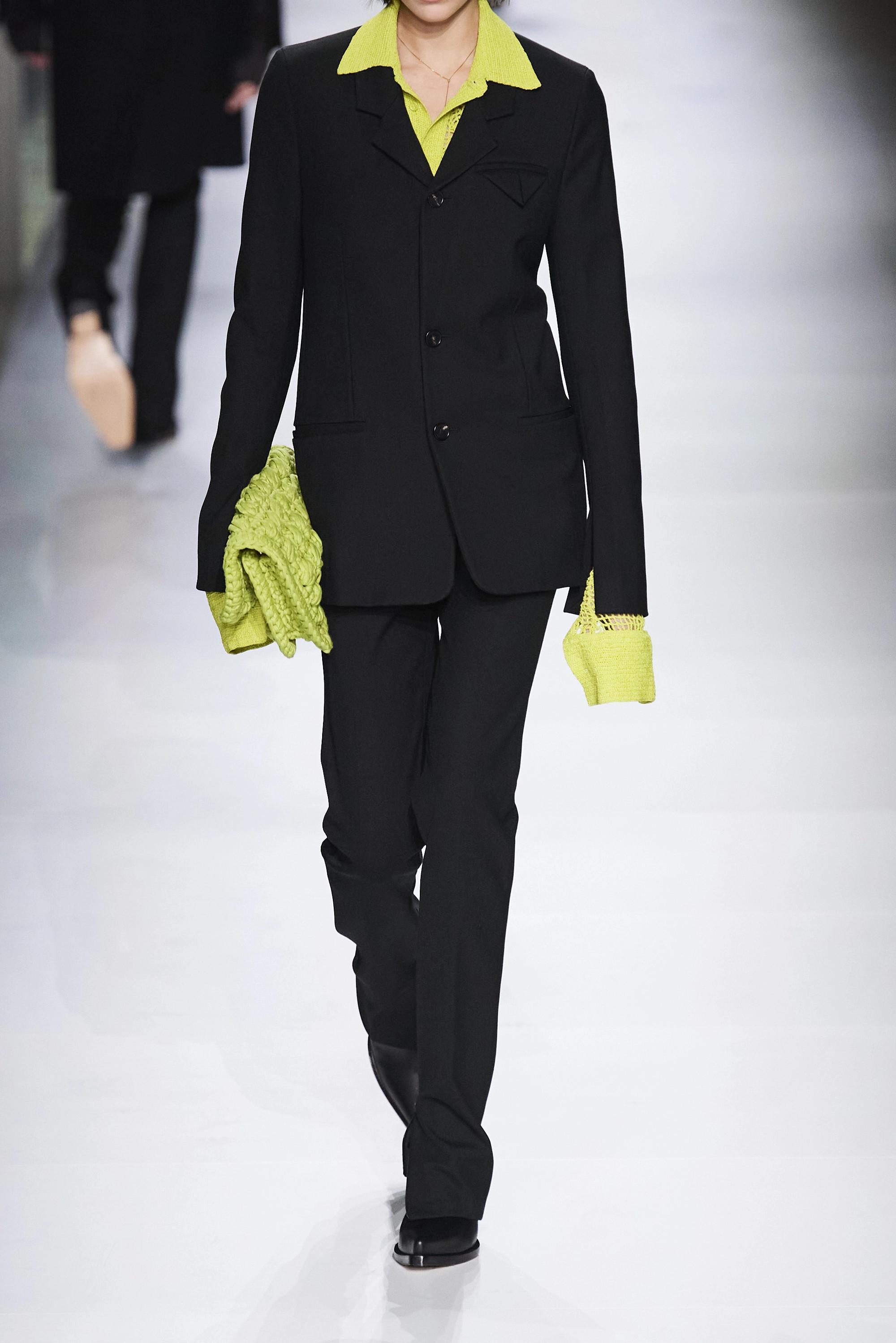 Bottega Veneta Glossed-leather ankle boots