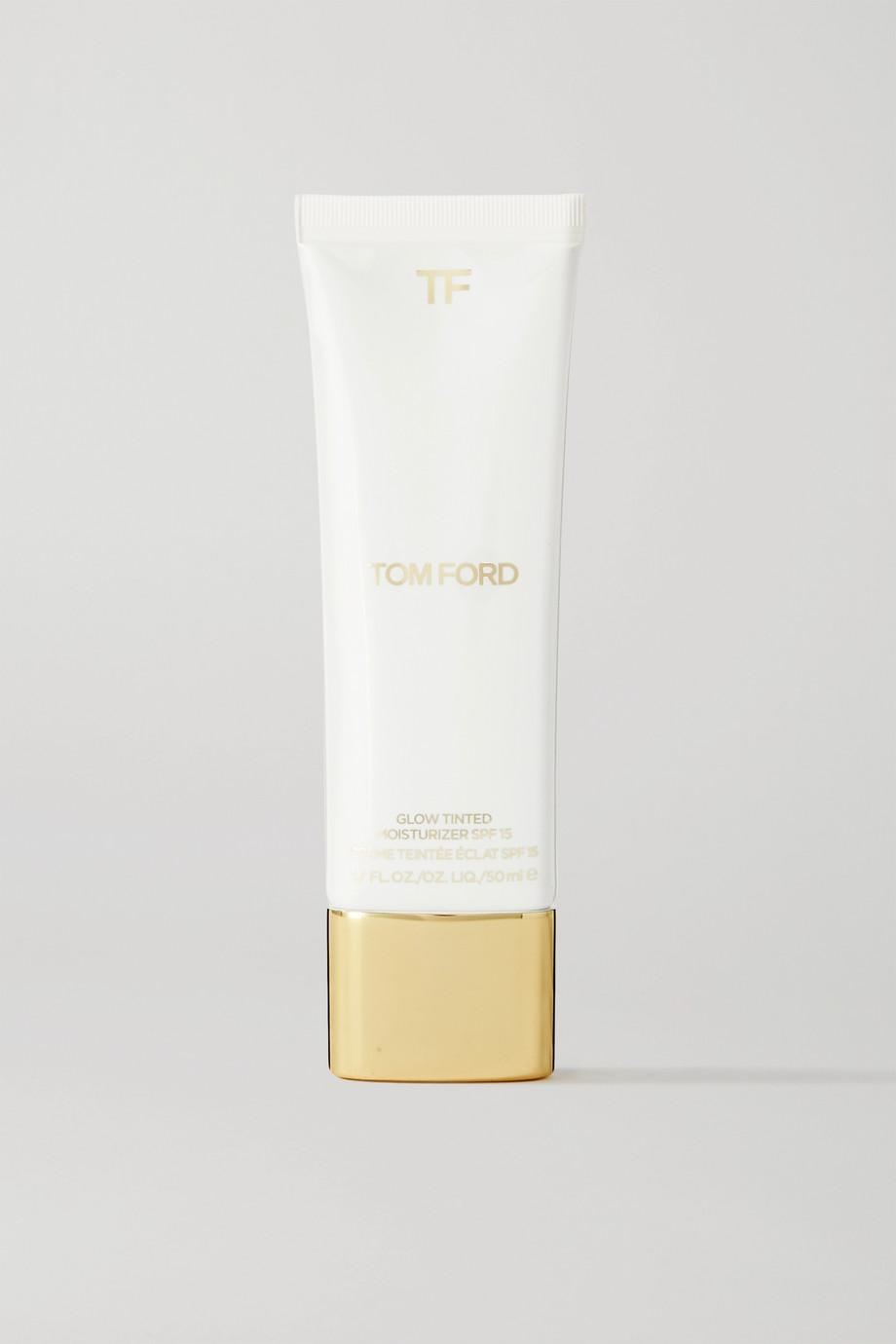 TOM FORD BEAUTY Glow Tinted Moisturizer LSF 15 – 12.0 Macassar, 50 ml – Getönte Feuchtigkeitscreme