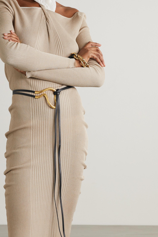 Bottega Veneta Taillengürtel aus Leder